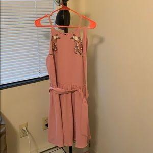Pink BCX dress